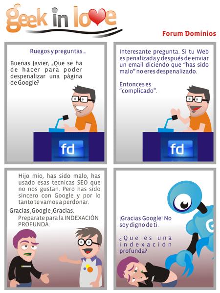 Geek In Love ForumDominios